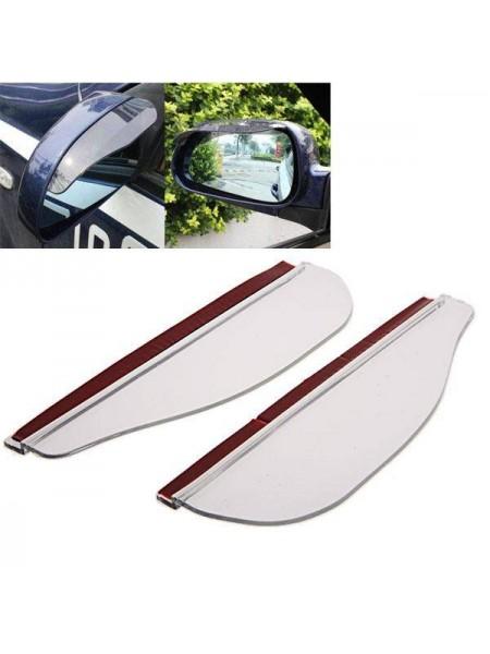 Автомобильные козырьки на боковые зеркала