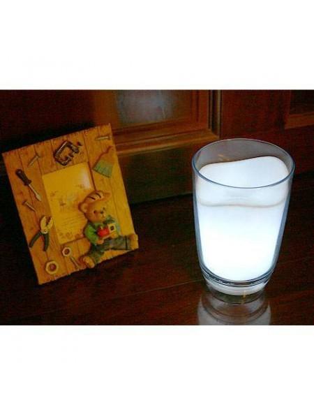 Светодиодный ночник-светильник молоко