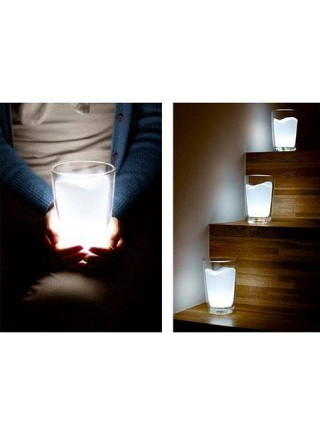 Светодиодный ночник светильник молоко