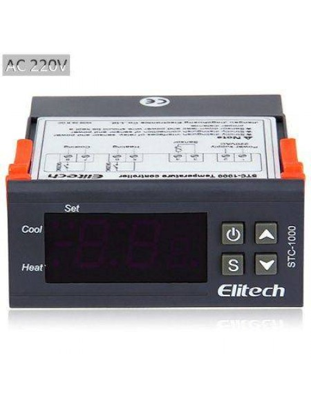 Цифровой ЖК-термостат регулятор температуры