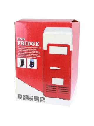 Мини USB холодильник для напитков