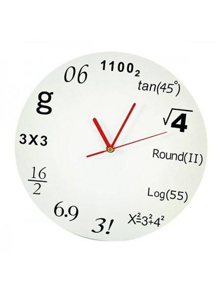 Абстрактные математические часы