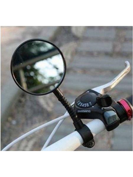 Гибкое зеркало заднего вида для велосипеда
