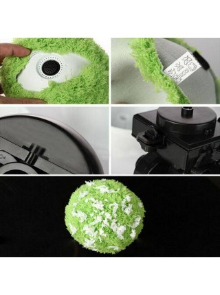 Автоматический мусороуборочный клубок
