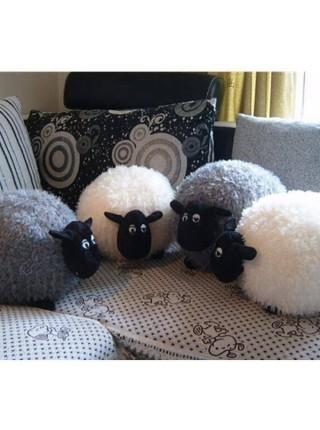 Мягкие плюшевые овечки для подарка