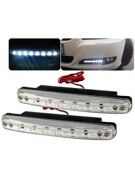Автомобильные светодиодные яркие лампы дневного света