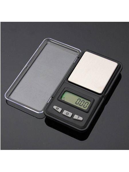 Карманные ювелирные цифровые весы