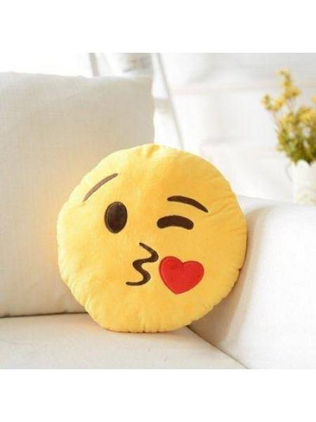 Мягкие плюшевые подушки (Emoji смайлики)