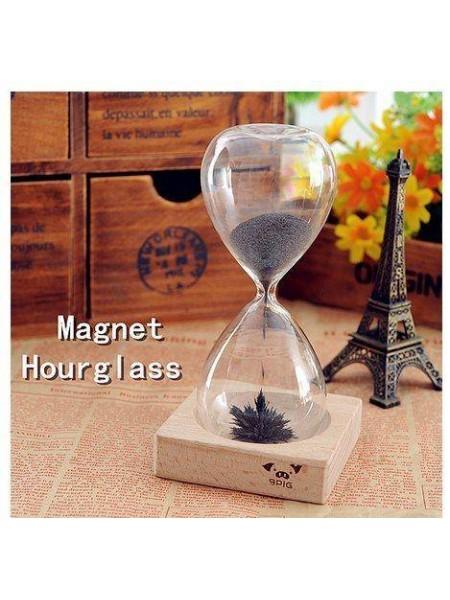 Магнитные песочные часы «Magnet Hourglass»