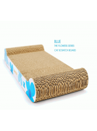 Когтеточка-коврик для кошек