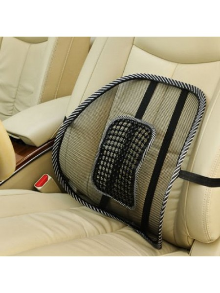 Ортопедическая спинка-подушка в автомобиль