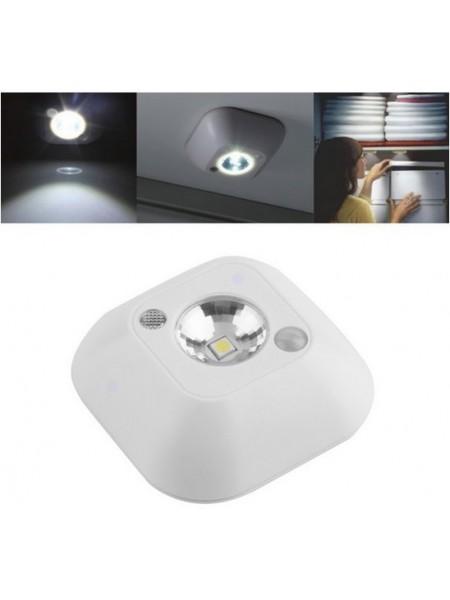 Светодиодная лампа с инфракрасным датчиком движения