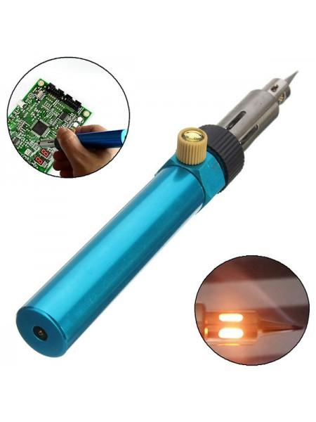 Портативный газовый паяльник с регулятором температуры