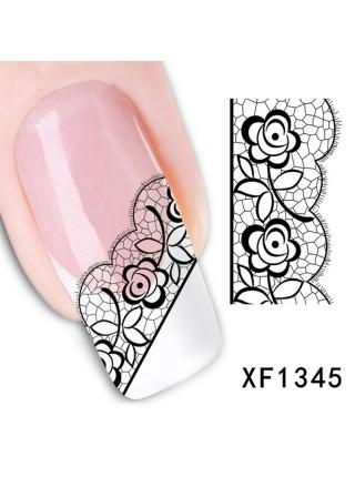 Наклейки для ногтей 3D Nail Art