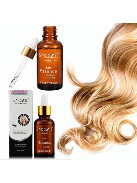 Натуральнй лосьон для роста волос SNAZII