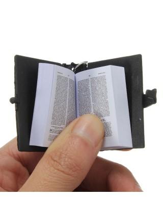 Брелок с мини Библией