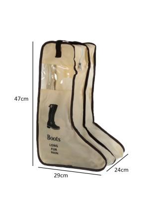 Защитный чехол для хранения обуви