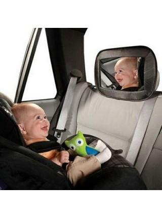 Зеркало для контроля за ребенком в автомобиле