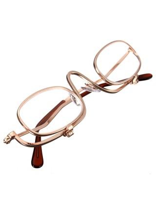 Складные очки для нанесения макияжа