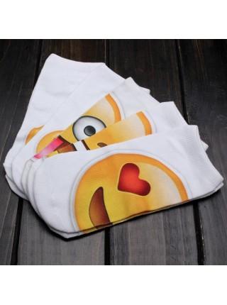 Носки с 3D принтом Emoji