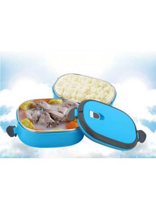 Вакуумный теплоизоляционный контейнер для еды