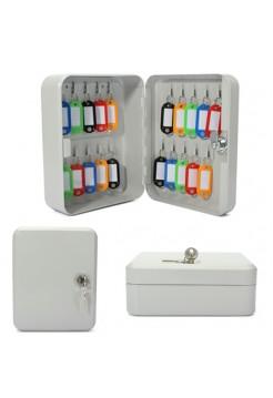 Металлический ящик для хранения ключей