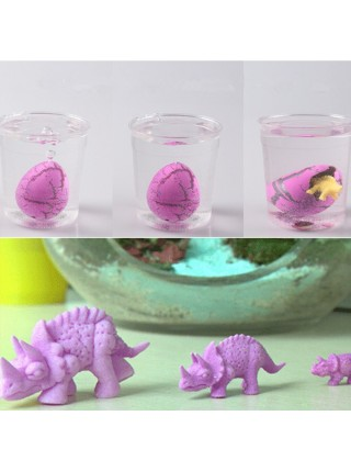 Яйца с растущим в воде Динозавром (5 шт.)