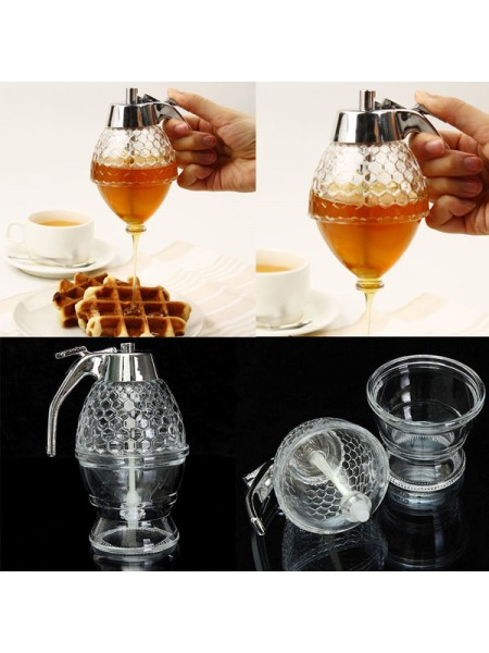 Диспенсер для жидкого мёда (200 мл)