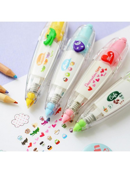 Ручка корректор с картинками