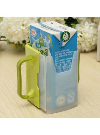 Регулируемый держатель для молока