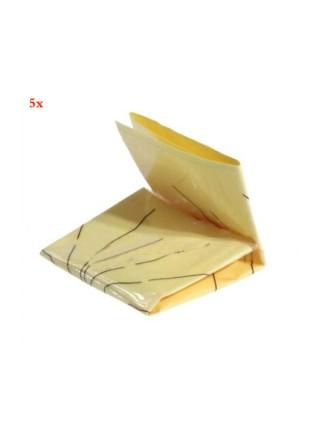 Наклейка для розыгрыша «Разбитое стекло» (5 шт.)