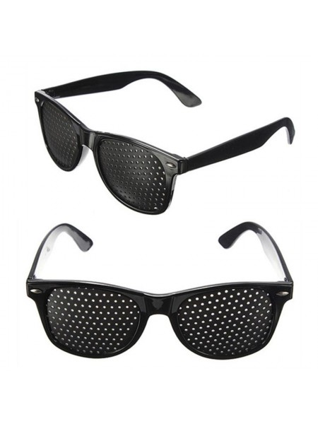 Очки тренажеры для улучшения остроты зрения