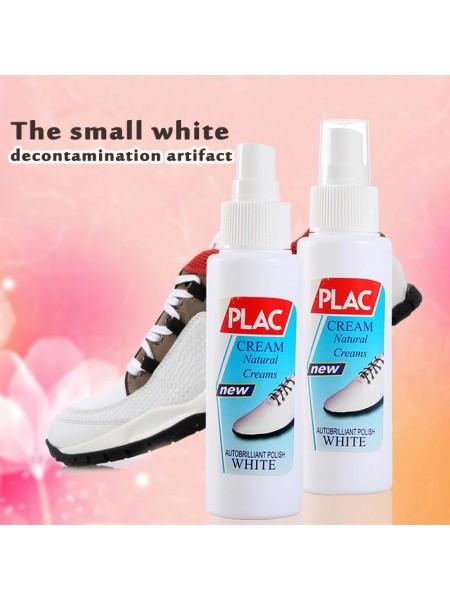 Волшебное средство для чистки белой обуви