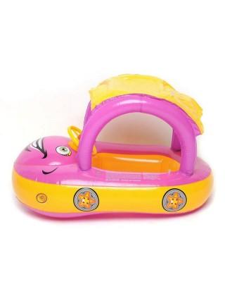 Детская надувная автолодка