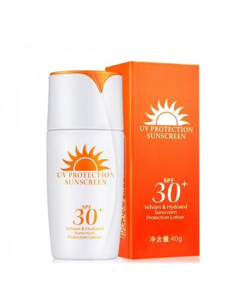 Солнцезащитный увлажняющий крем SPF30+