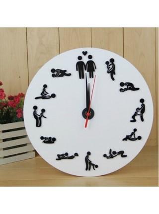 Настенные часы для взрослых «Камасутра»
