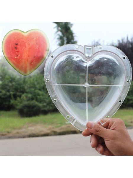 Сердцеобразная форма для арбуза