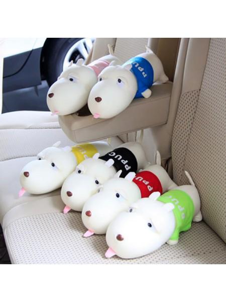 Автомобильный освежитель воздуха в виде собачки