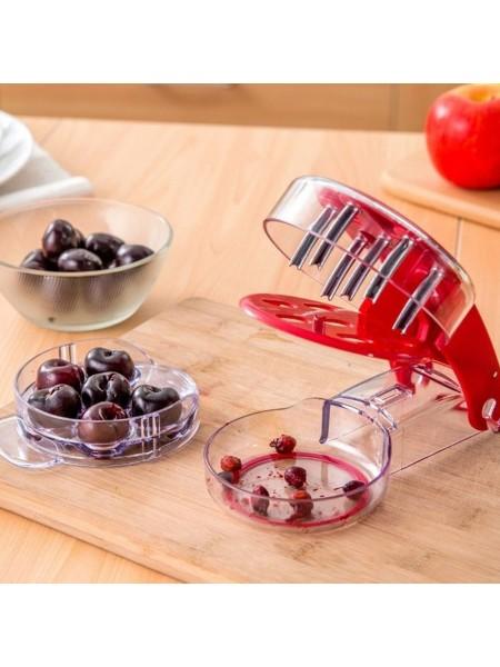 Приспособление для удаления косточек вишни Cherry Pitter