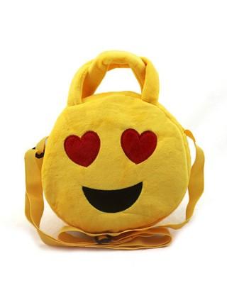 Симпатичные сумочки Emoji смайлики