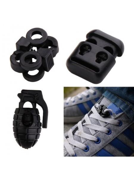 Зажимы для шнурков (5 шт.)