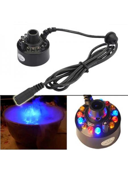 Ультрозвуковой туманообразователь с LED подсветкой