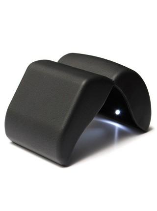 Роскошный кожаный футляр с подсветкой для ювелирных украшений