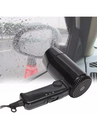 Автомобильный складной фен обогреватель