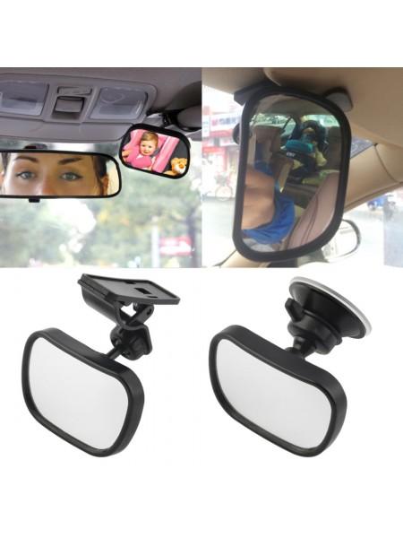 Универсальное зеркало для контроля за ребенком в автомобиле