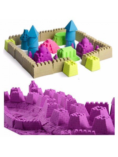 Кинетический волшебный песок для детей (500 г)