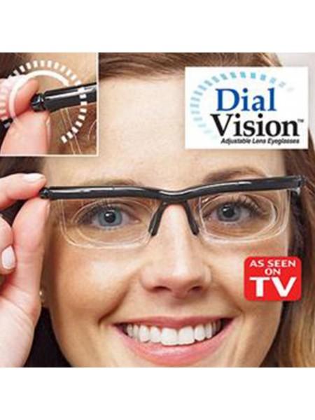 Очки с регулируемым фокусом