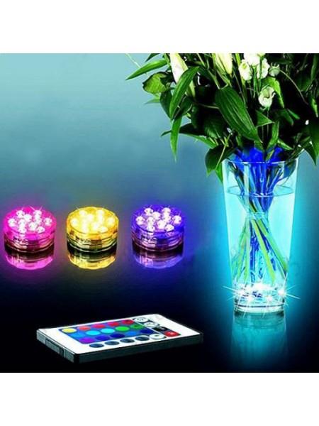 Светодиодная лампа для украшение вазы с цветами