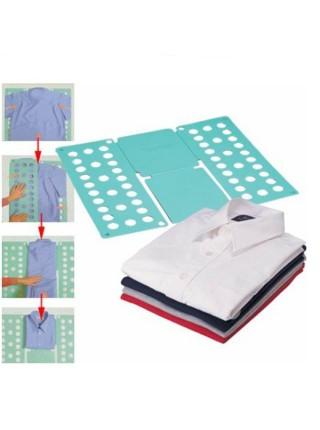 Приспособление для быстрого сворачивания одежды