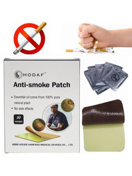 Травяные пластыри против курения (30 шт.)